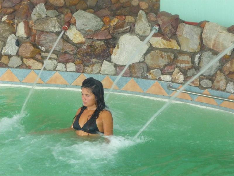 Hotel Carhué Spa Termal en Termas de Carhue