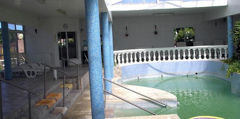Hotel Posada del Lago en Termas de Carhue