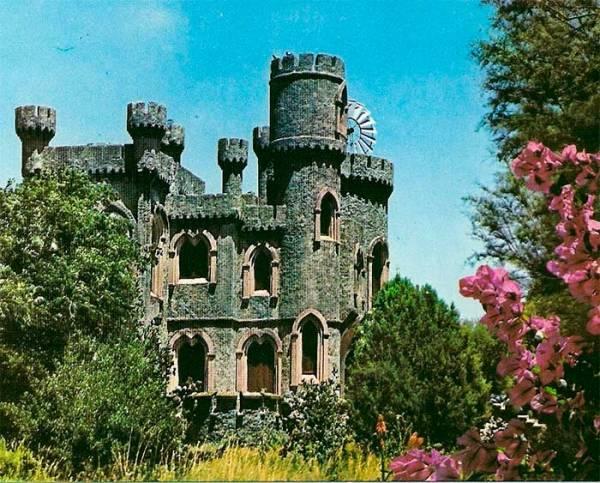 El Castillo de Carhué en Termas de Carhue